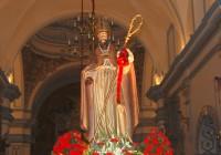 El frío y la lluvia protagonizaron el día de San Blas, patrón de Benamejí