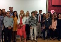 El Doctor D.  Juan de la Haba ofrece una  conferencia sobre el cáncer de mama
