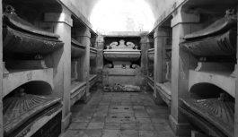 El panteón familiar de los Bernuy, señores de Benamejí